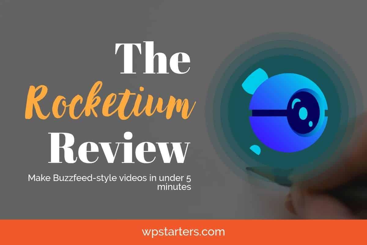 The Rocketium Review