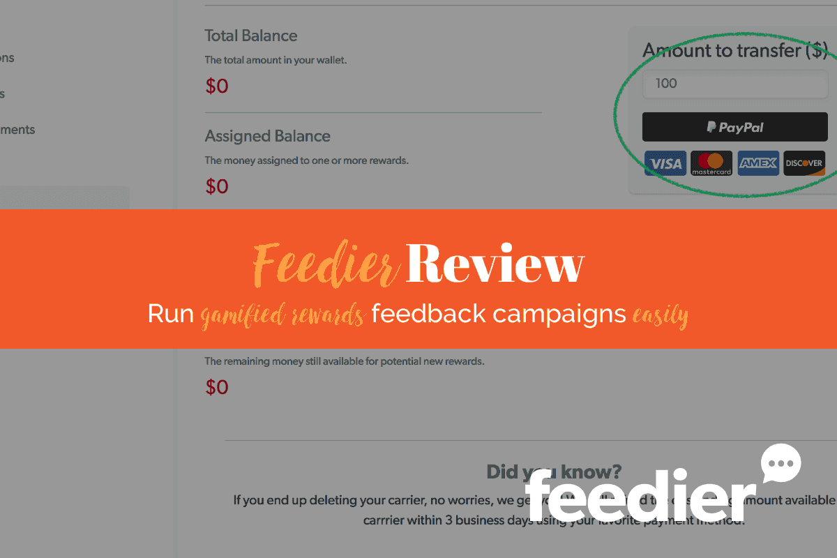 Feedier Review