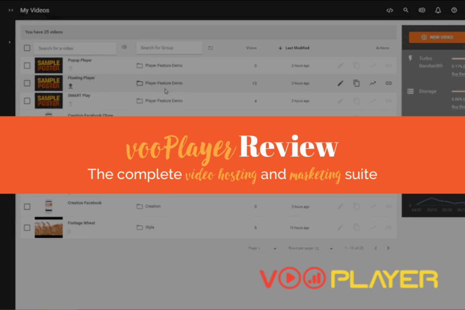 vooplayer review