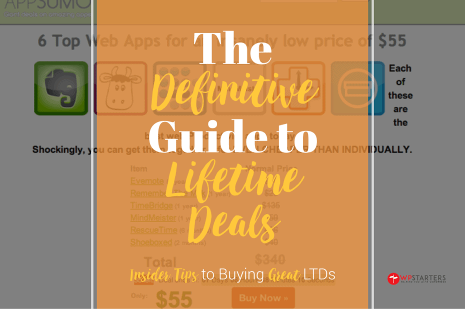 The Definitive Guide to Lifetime Deals