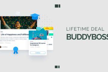 BuddyBoss Lifetime Deal Anniversary 2020